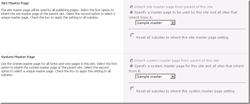 how to use master pages in publisher 2013