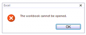Excel Services for SharePoint 2013 does not load workbook1