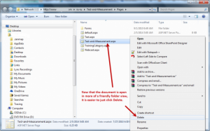 How to fix Document or List Item Cannot Delete on SharePoint5